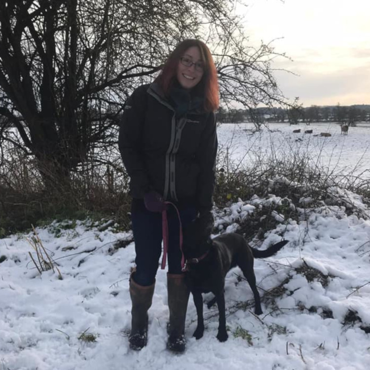 Katie Foster from YAY Dog, offering dog training classes and one to ones, based in Gnosall, Stafford, on the Staffordshire and Shropshire border